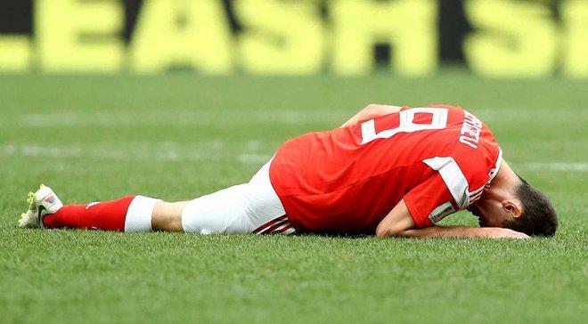 ЧМ-2018: Дзагоев может вернуться к старту плей-офф
