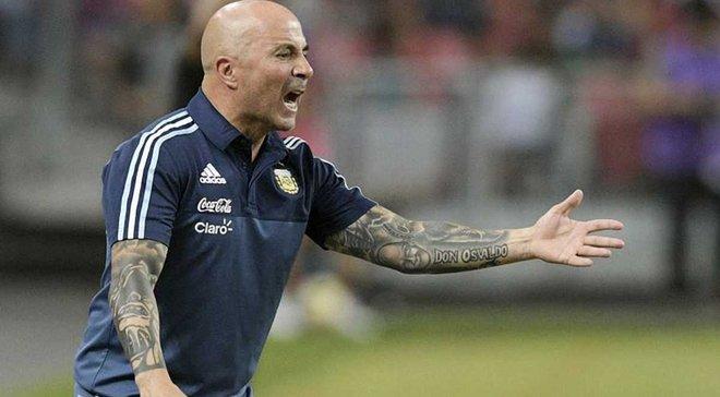 Сампаолі: Мессі – стержень збірної Аргентини, таким був Марадона