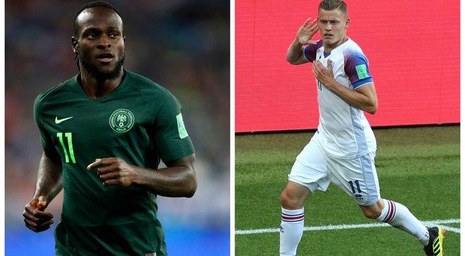 Нигерия – Исландия: анонс матча ЧМ-2018