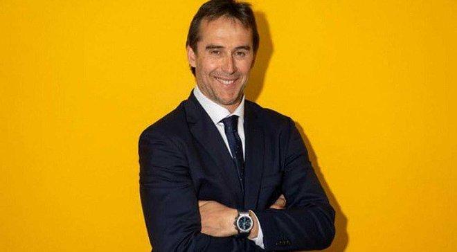Лопетегі зароблятиме в Реалі 6 млн євро в рік