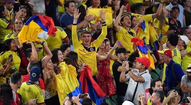 ЧМ-2018: колумбийские фаны сломали систему и пронесли алкоголь на стадион причудливым способом
