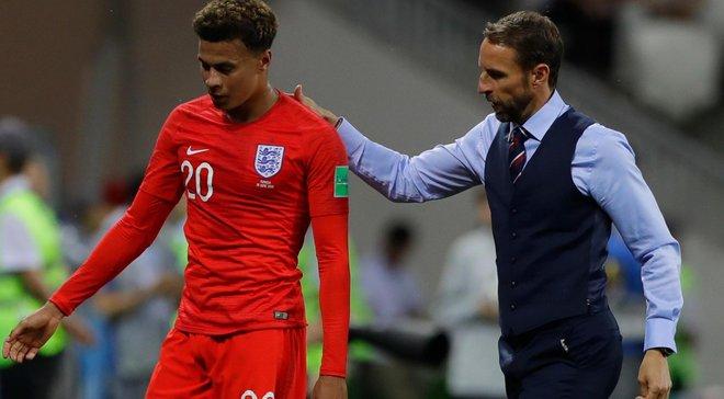 ЧС-2018: Деле Аллі пропустив тренування збірної Англії