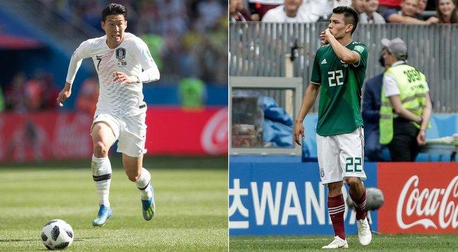 Южная Корея – Мексика: онлайн-трансляция – как это было