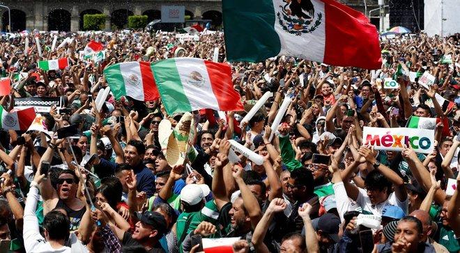 ФІФА оштрафувала Федерацію футболу Мексики через поведінку фанатів на ЧС-2018