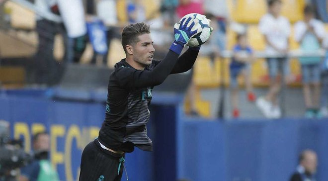 Лунін може стати третім голкіпером Реала, Люка Зідан покине команду