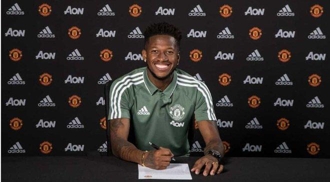 Манчестер Юнайтед объявил о трансфере Фреда