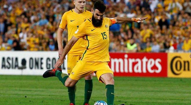 Дания – Австралия: австралийцы не выиграли ни одного матча, в котором Единак забивал пенальти