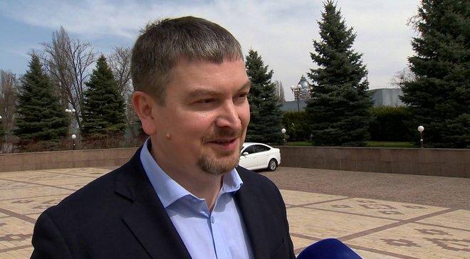 Санін пояснив, чому Маріуполь гратиме єврокубкові матчі в Одесі