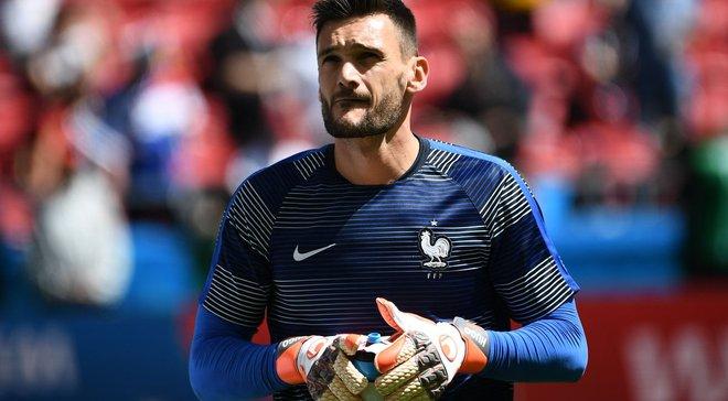 Франція – Перу: Льоріс встановив рекорд за кількістю матчів за збірну