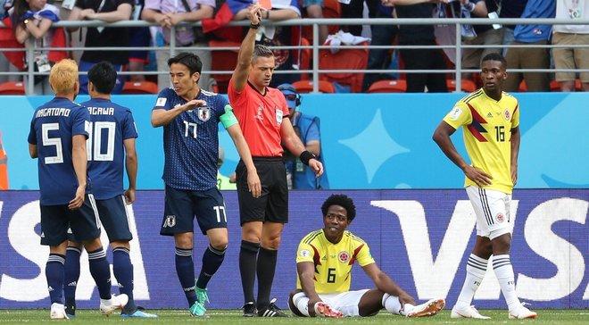 ЧМ-2018: болельщики Колумбии угрожают Санчесу смертью после матча с Японией