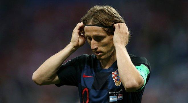 Аргентина – Хорватія: Лука Модріч – найкращий гравець матчу