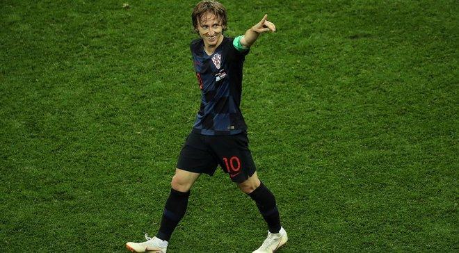 Модріч – про гол у ворота Аргентини: Тепер це один з моїх найулюбленіших голів у кар'єрі