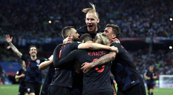 Главные новости футбола 21 июня: Хорватия разгромила Аргентину, Франция минимально одолела Перу