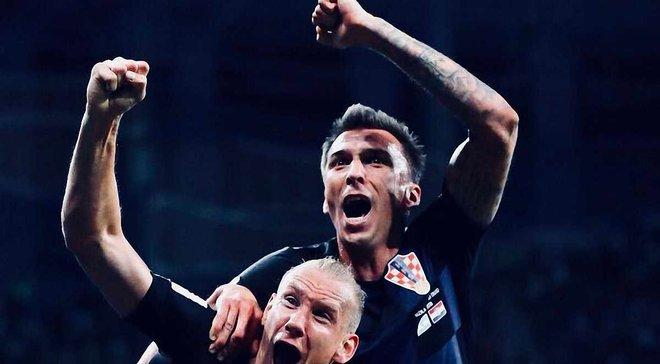 Манджукич: Пусть болельщики сборной Хорватии радуются, у нас на это нет времени