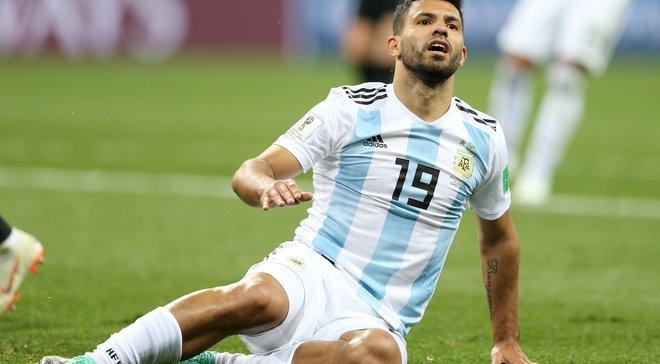 Агуэро: Шансы на выход в плей-офф еще есть