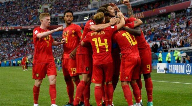 Бельгія – Туніс: прогноз на матч ЧС-2018
