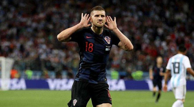 Ребіч: Хорватія у матчі з Аргентиною показала чоловічий футбол