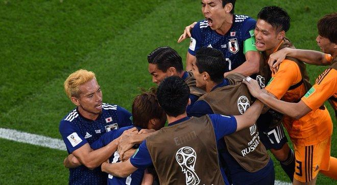 Японія – Сенегал – 2:2 – відео голів та огляд матчу