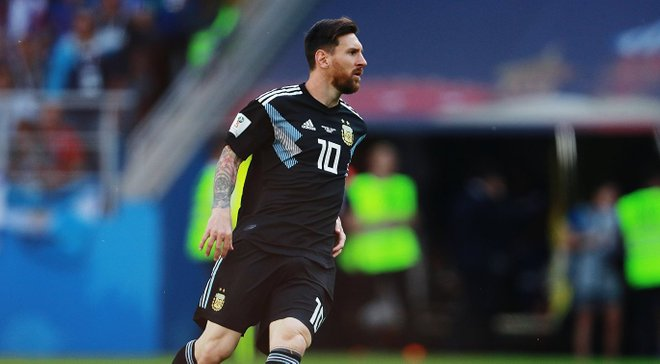 Аргентина – Хорватія: Мессі не захотів спілкуватися з журналістами після матчу