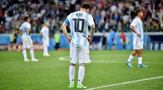 Сампаоли: В сборной Аргентины уникальность Месси угасает