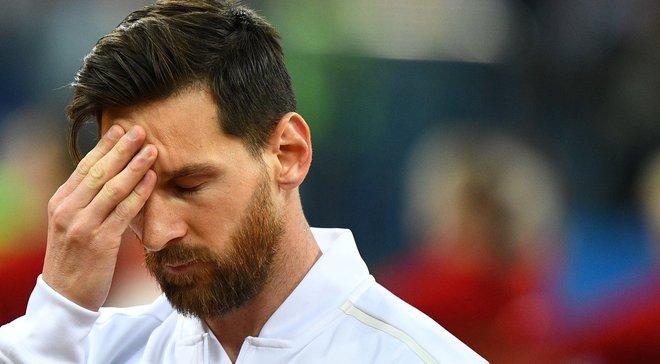 Симеоне жестко раскритиковал игру сборной Аргентины и ее лидера – Лионеля Месси