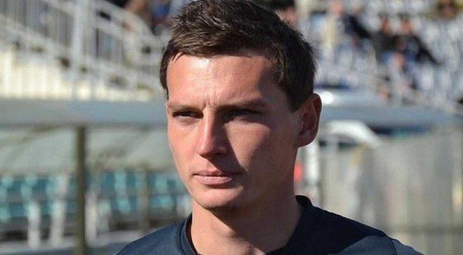 Насонов стал игроком Арсенал-Киев