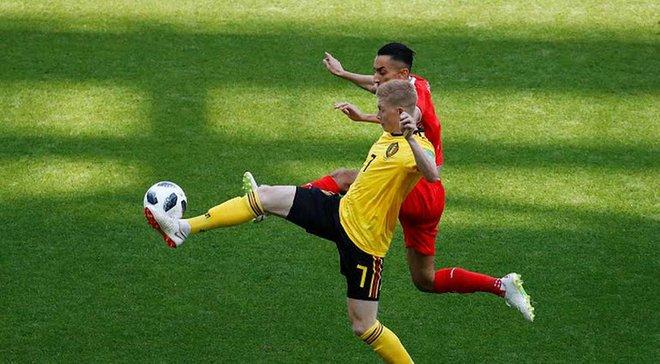 Бельгия – Тунис: онлайн-трансляция матча ЧМ-2018