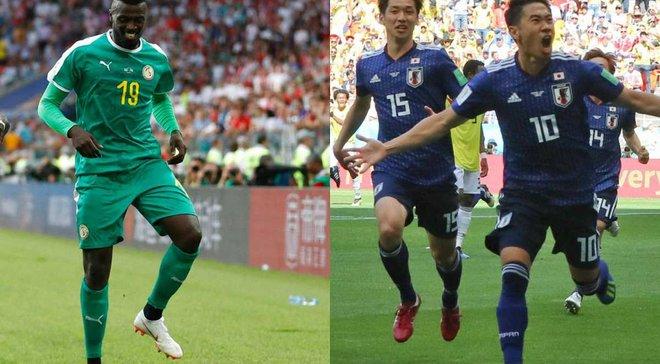 Японія – Сенегал: онлайн-трансляція матчу ЧС-2018 – як це було