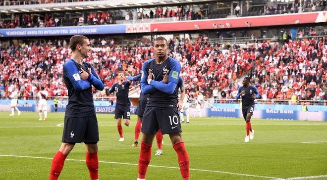 Сборная Франции поиздевалась над Спартаком U-19 в товарищеском матче
