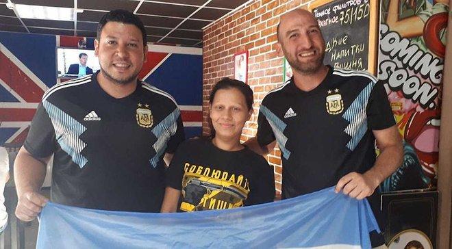 ЧС-2018: аргентинські фани рік збирали гроші на поїздку на Мундіаль, але приїхали не в той Новгород