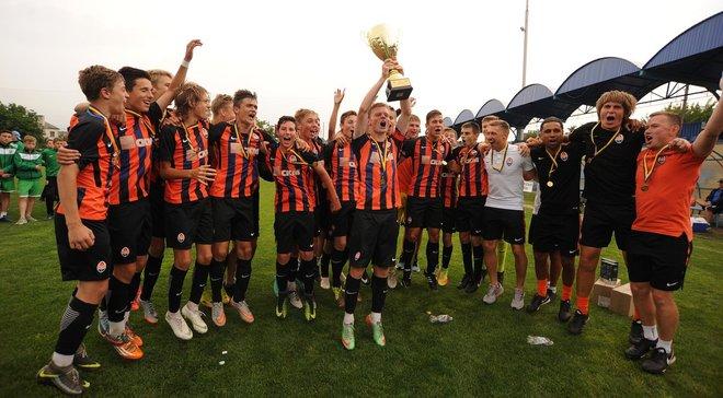 Шахтер U-14 переиграл Динамо и стал чемпионом Украины – видео гола и обзор матча