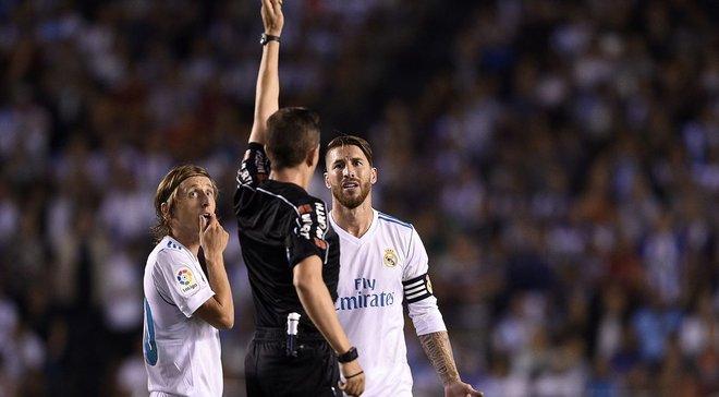 Реал став найкращою командою сезону в Ла Лізі за показником fair-play