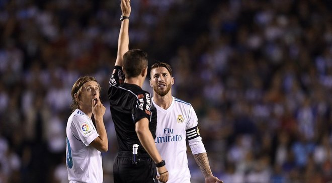 Реал стал лучшей командой сезона в Ла Лиге по показателю fair-play