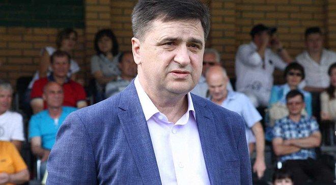 Президент Полтавы Соболев: Будем развивать детский футбол