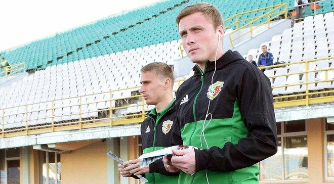 Скляр продовжив контракт з Ворсклою