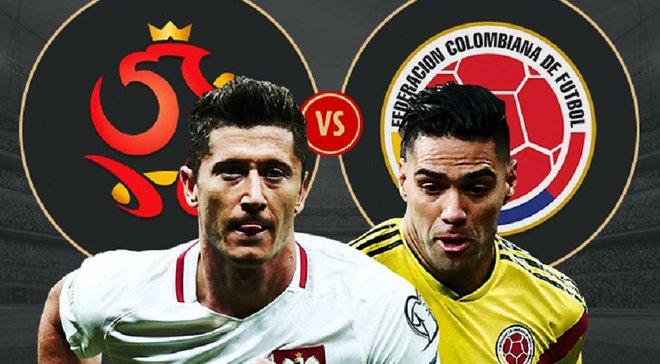 Польща – Колумбія: прогноз на матч ЧС-2018