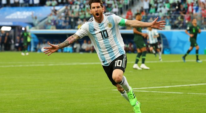 Нигерия – Аргентина – 1:2 – видео голов и обзор матча