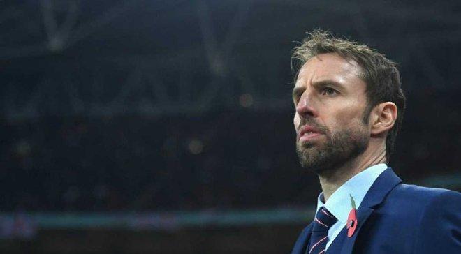 Саутгейт: Задоволений грою збірної Англії, далі буде тільки краще