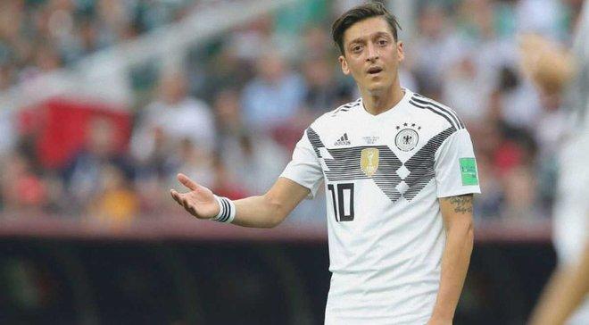 Германия – Швеция: Озил впервые не попал в стартовый состав в финальной стадии крупного турнира
