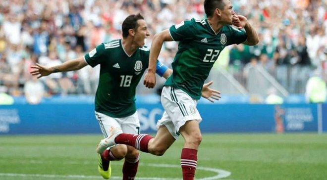 Гуардадо: Мексика хоче перемогти на ЧС-2018
