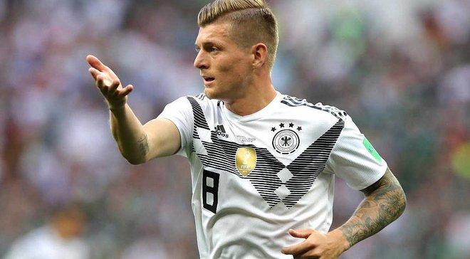 Німеччина – Швеція: Кроос забив найпізніший переможний гол в історії чемпіонату світу