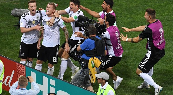 Германия – Швеция: Линекер переделал свою легендарную фразу о Бундестиме после матча