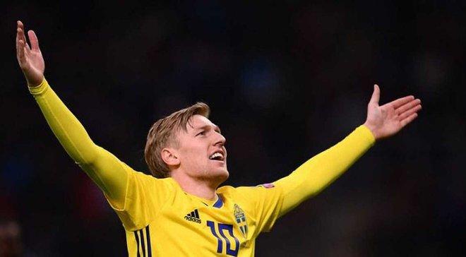Форсберг: Німці святкували перемогу перед лавкою Швеції – так не треба робити