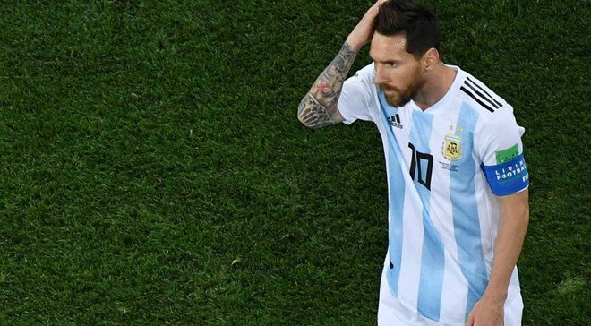 ЧМ-2018: игроки сборной Аргентины самостоятельно выберут состав на матч с Нигерией