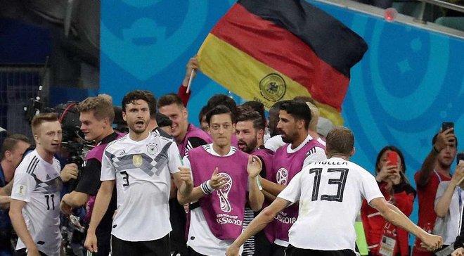 ЧС-2018: Німецький футбольний союз вибачився перед збірною Швеції