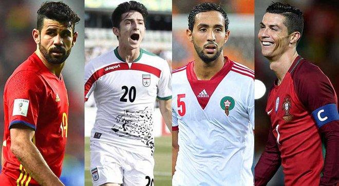 Иран – Португалия, Испания – Марокко: анонс матчей ЧМ-2018