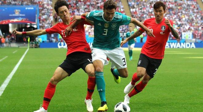 Южная Корея – Германия – 2:0 – видео голов и обзор матча