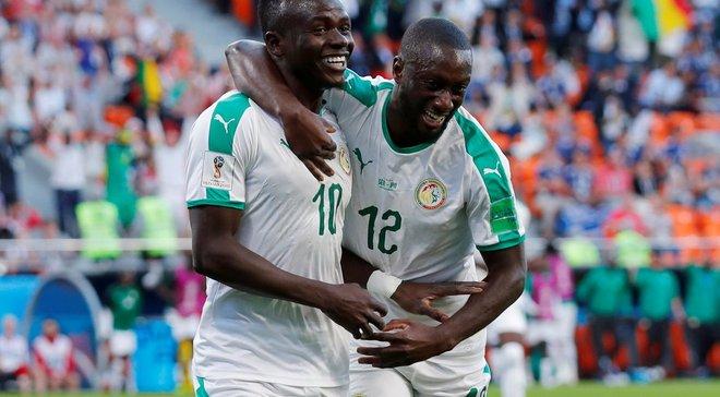 Япония – Сенегал: Мане – лучший игрок матча