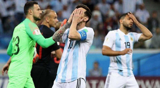 Месси надо выгнать из сборной Аргентины, – аргентинский тренер Ломбарди