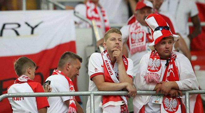 ЧС-2018: Польща стала першою командою з Європи, яка після двох турів втратила шанси на вихід у плей-офф
